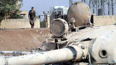 My nhan khong kich 'nham' luc luong Syria - Anh 1