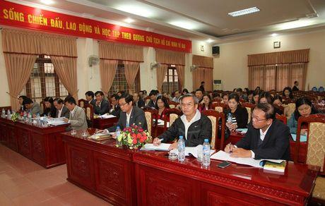LDLD tinh Quang Tri: Tap huan Cong doan khoi kien, tham gia to tung dan su - Anh 2