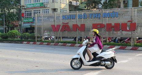 Ha Noi tach mot phan dien tich Khu do thi Van Phu gop vao Khu do thi Phu Luong - Anh 1