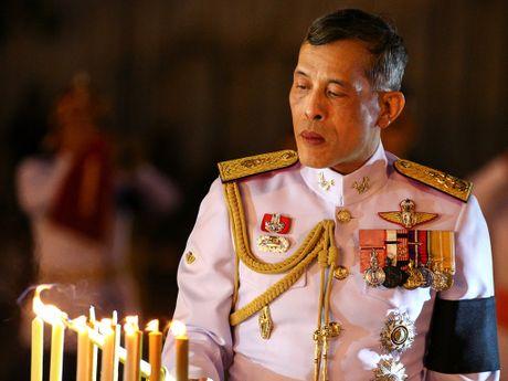 Thai Lan chinh thuc suy ton nha vua moi - Anh 1