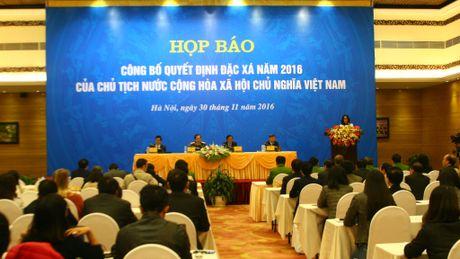 Cuu Tong giam doc PMU18 khong duoc dac xa - Anh 1