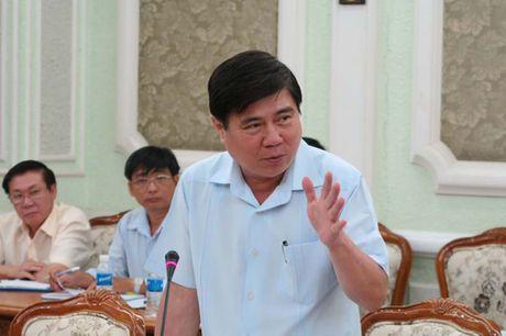 Chu tich Nguyen Thanh Phong: 'Co mot so nganh khong co quy hoach gi ca' - Anh 1