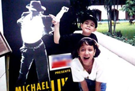 Ca si Ngoc Linh boi hoi nho lai lan hat cung Michael Jackson - Anh 2