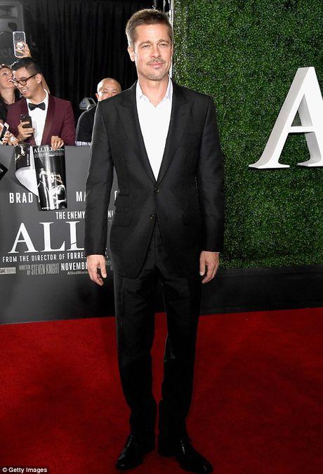 Brad Pitt co don don le Ta on tai dao 'thien duong' - Anh 1