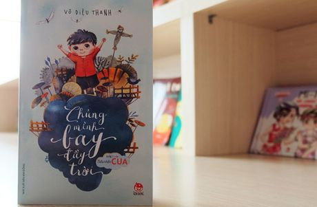 Nha van Vo Dieu Thanh tiep tuc viet truyen thieu nhi - Anh 1