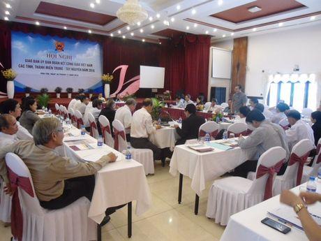 UB DKCG cum mien Trung va Tay Nguyen: 'Nam Thanh Long Thuong xot' - Anh 2