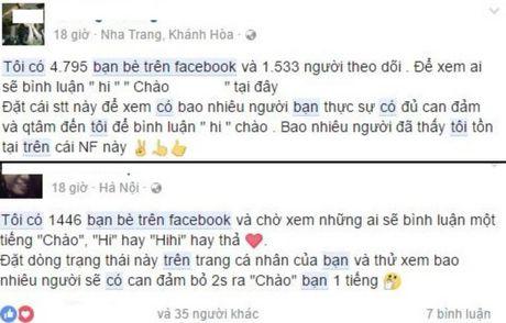 Trao luu loc ban be tren Facebook: Muc dich van la cau like - Anh 1
