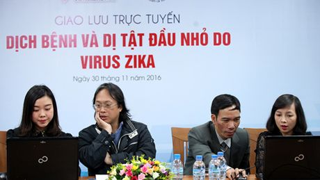Tu van: Dich benh va Di tat dau nho do virus Zika - Anh 2