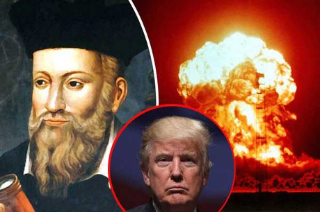 Loi tien tri cua Nostradamous ve 2017 - Anh 1