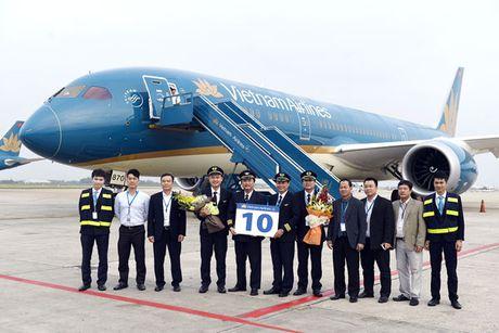 Vietnam Airlines bat ngo de xuat tang von, mua tau bay khung - Anh 1