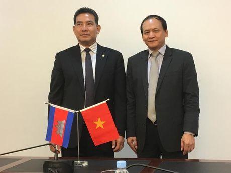 Som ky ket Chien luoc hop tac GTVT Viet Nam - Campuchia - Anh 3