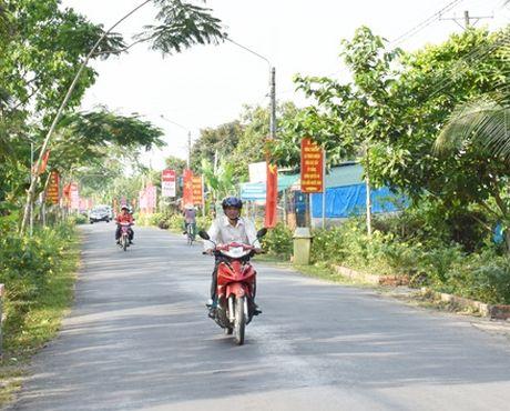 Can Tho: Cong nhan xa NTM Trung Hung - Anh 1