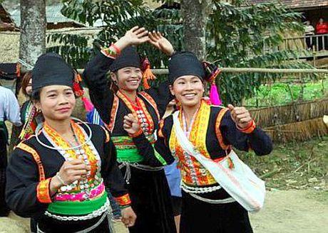 Le an hoi cua nguoi Kho Mu - Anh 1