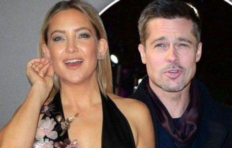 Ro tin Brad Pitt 'chay theo' Kate Hudson, Angelina Jolie tai nghien thuoc la - Anh 1