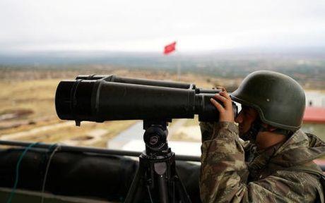 Syria khong kich binh si Tho Nhi Ky: Quan he Nga-Tho lai cang? - Anh 1