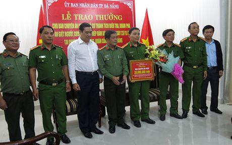 Chu tich Da Nang: 'Khong dung thu cho toi ac o thanh pho nay' - Anh 2
