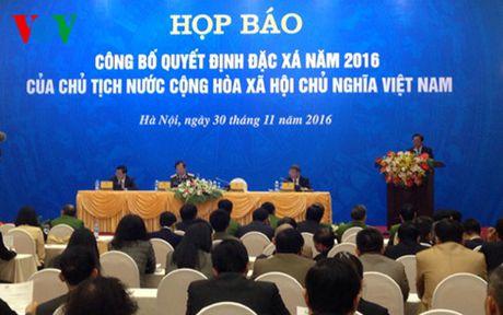 Pham nhan Bui Tien Dung khong du dieu kien de duoc dac xa - Anh 1