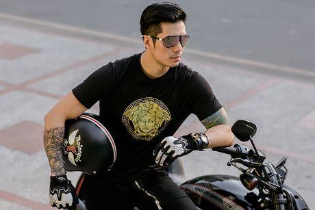Thien Nguyen day nam tinh trong ao khoac da lon mua Thu Dong - Anh 11
