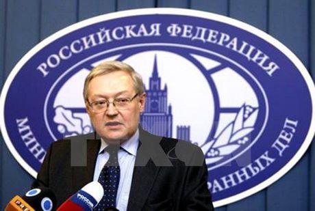 Nga: Thay doi che do Assad keo theo viec tap trung quan su - Anh 1