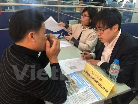 Hang tram co hoi viec lam thu nhap cao cho lao dong tro ve tu Han Quoc - Anh 1