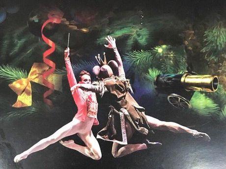 Nghe sy Nga dien vo ballet kinh dien 'Kep hat de' tai Ha Noi - Anh 1
