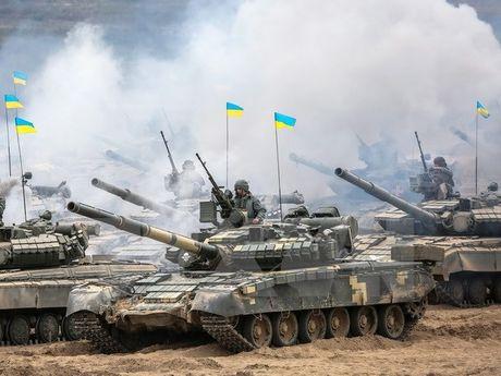 Nga: Tap tran ten lua cua Ukraine la tien le nguy hiem - Anh 1