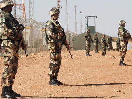 Suc manh quan su cua Algeria dung dau khu vuc Sahel va thu 2 chau Phi - Anh 1