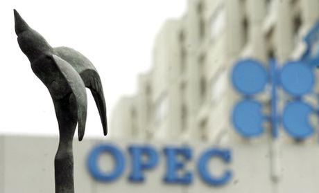 OPEC 'dong bang' san luong, gia dau tang nong - Anh 1