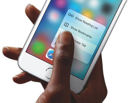 7 tinh nang an cua 3D Touch tren iPhone ban khong biet - Anh 1