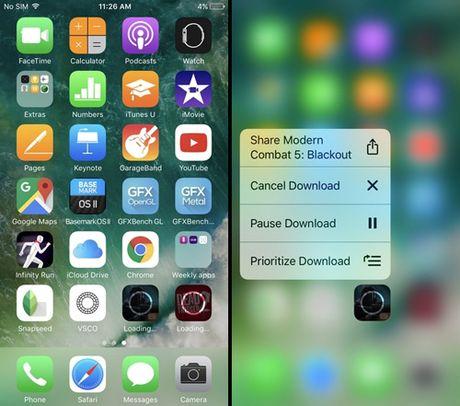 7 tinh nang an cua 3D Touch tren iPhone ban khong biet - Anh 2