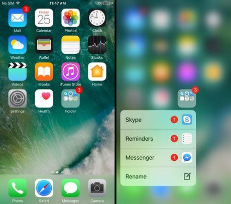 7 tinh nang an cua 3D Touch tren iPhone ban khong biet - Anh 3
