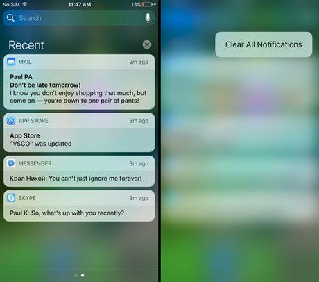 7 tinh nang an cua 3D Touch tren iPhone ban khong biet - Anh 5