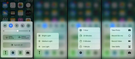 7 tinh nang an cua 3D Touch tren iPhone ban khong biet - Anh 8