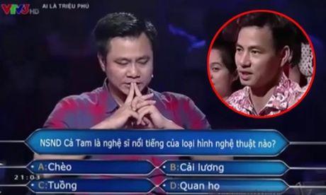 Cuoi 'te ghe' Xuan Bac tro giup Tu Long trong 'Ai la trieu phu' - Anh 1