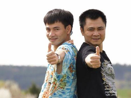 Cuoi 'te ghe' Xuan Bac tro giup Tu Long trong 'Ai la trieu phu' - Anh 4