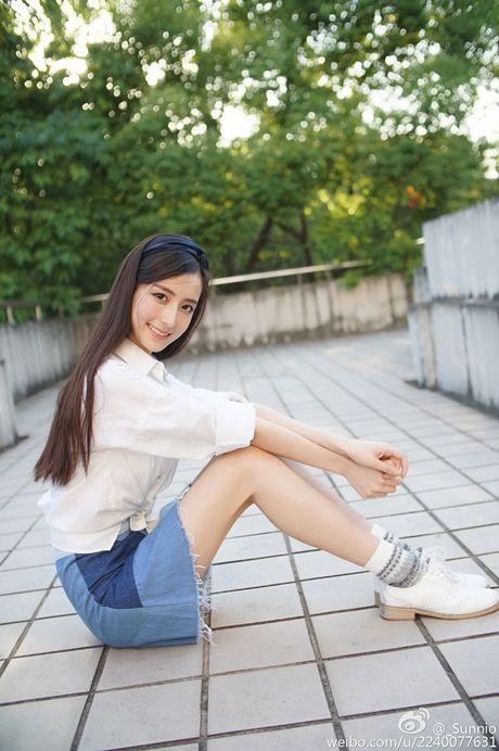 Thieu nu co doi mat buon giong Dong Le A bong 'noi nhu con' - Anh 3