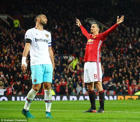 Cham diem Man Utd 4-1 West Ham: Do moi la Mkhitaryan va Ibrahimovic - Anh 1