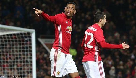 Cham diem Man Utd 4-1 West Ham: Do moi la Mkhitaryan va Ibrahimovic - Anh 2