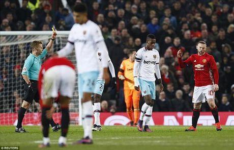 Cham diem Man Utd 4-1 West Ham: Do moi la Mkhitaryan va Ibrahimovic - Anh 4