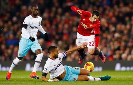 5 diem nhan sau tran Man United 4-1 West Ham: 'So 10' tro lai, Mourinho nen mua Payet - Anh 2