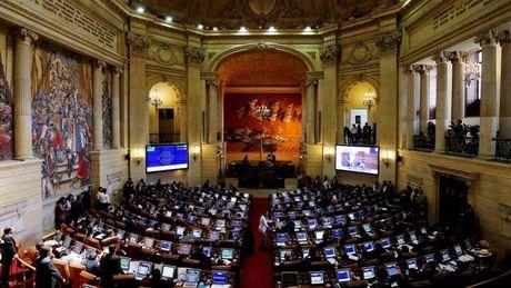 Quoc hoi Colombia phe chuan thoa thuan hoa binh voi FARC - Anh 1