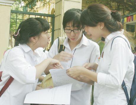 Dinh huong cho giao vien ve phuong phap ra de thi trac nghiem - Anh 1