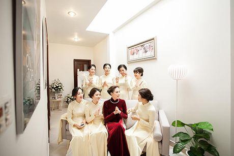 5 bo ao dai MC Mai Ngoc mac trong chuoi ngay trong dai - Anh 9