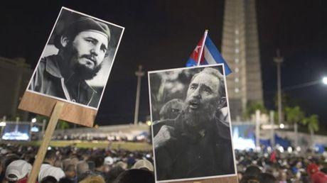 La Havana tuong niem Lanh tu Fidel Castro - Anh 1
