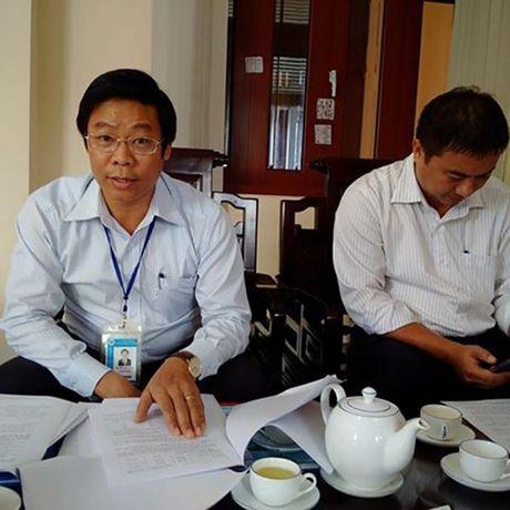 Xung quanh viec cong nhan chuc danh Pho Giao su: PGS.TS Nguyen Xuan Hoan len tieng - Anh 1
