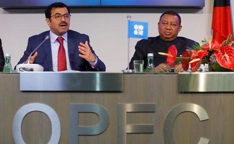 Gia dau cham moc 50 USD do OPEC dong y cat giam san luong - Anh 1