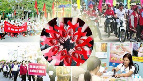 Hom nay (1/12), ngay the gioi phong chong HIV/AIDS - Anh 1
