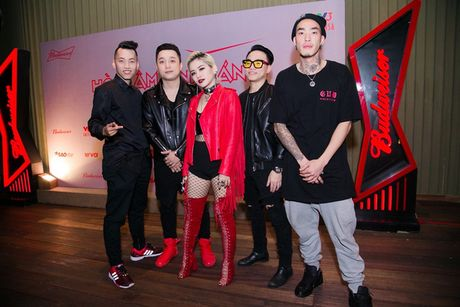 Dan thi sinh The Remix 2017 chinh thuc ra mat - Anh 14