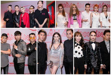Dan thi sinh The Remix 2017 chinh thuc ra mat - Anh 1