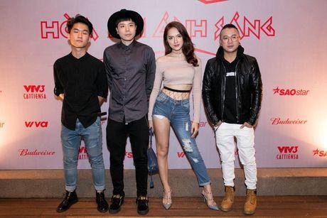 Dan thi sinh The Remix 2017 chinh thuc ra mat - Anh 2